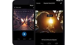 La versión 4.1 de la aplicación de Tuenti para Android incluye etiquetas y mensajes de vídeo