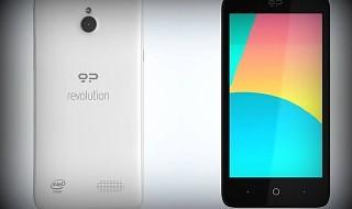 Geeksphone presenta Revolution