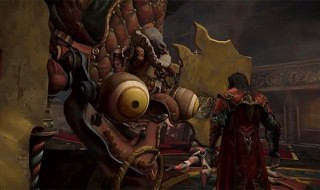 Nuevo gameplay de Castlevania: Lords of Shadow 2