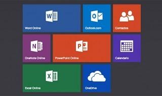 Office Online, la suite ofimática de Microsoft en la web