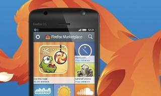Mozilla lanzará smartphones con Firefox OS por 25$