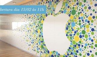 El 15 de febrero se inaugura la primera Apple Store de Latinoamérica, en Rio de Janeiro