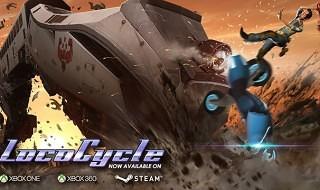 LocoCycle llegará a Xbox 360 y PC el 14 de febrero
