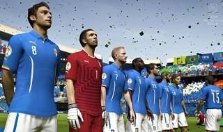 Mañana llega la demo del juego de la Copa Mundial de la FIFA Brasil 2014