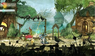 Primer diario de desarrollo de Child of Light