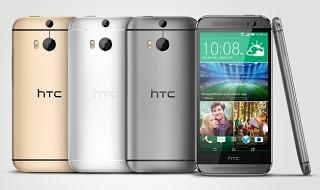 HTC One M8 presentado oficialmente