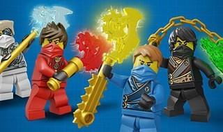 Anunciado LEGO Ninjago: Nindroids