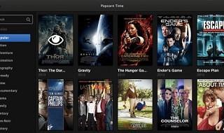 Popcorn Time, aplicación para ver películas gratis desde torrents instantáneamente