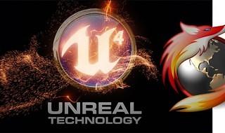 Unreal Engine 4 funcionando en Firefox