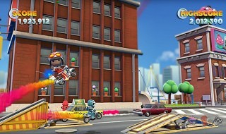 Joe Danger 1 y 2 preparan su llegada a PS Vita