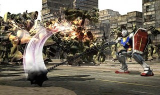 Nuevo trailer de Dynasty Warriors: Gundam Reborn
