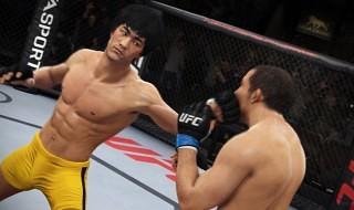 Bruce Lee estará en EA Sports UFC, que ya tiene fecha de lanzamiento