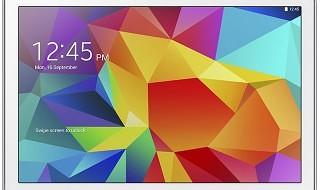 Samsung presenta la nueva serie Galaxy Tab4