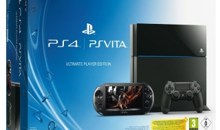 Amazon lista el pack de PS4 + PS Vita para julio