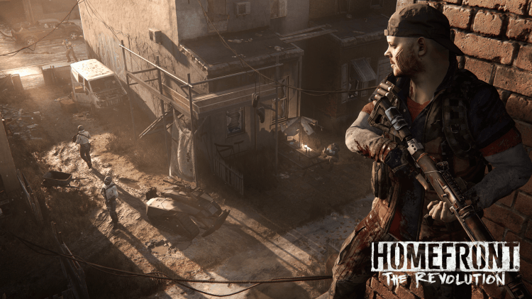 HOMEFRONT THE REVOLUTION ANNOUNCE 4