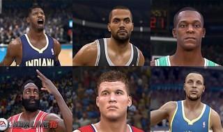 Las mejoras gráficas en NBA Live 15