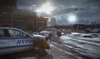 Primer gameplay de The Division