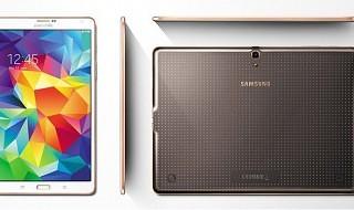 Presentadas las nuevas Galaxy Tab S de Samsung