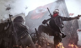 Anunciado Homefront: The Revolution