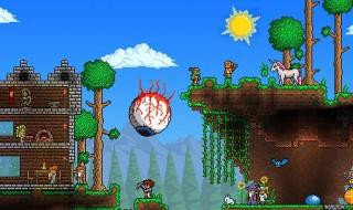 Terraria llegará a PS4 y Xbox One a finales de año