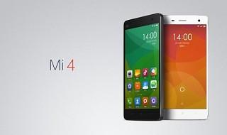 Presentado el Xiaomi Mi 4
