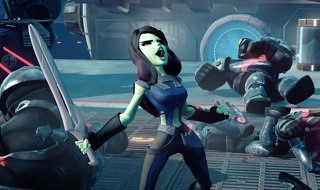 Los Guardianes de la Galaxia estarán en Disney Infinity: Marvel Super Heroes