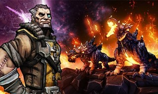 Whilhelm, personaje jugable en Borderlands: The Pre-Sequel