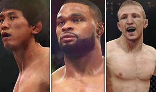 La primera actualización de EA Sports UFC incluye 3 nuevos luchadores