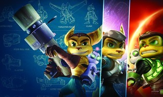 Trailer de lanzamiento de The Ratchet & Clank Trilogy en PS Vita