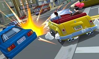 Crazy Taxi: Rush City ya disponible para iOS