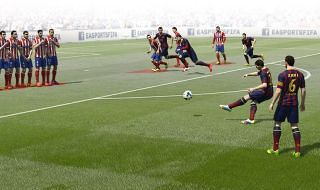 Emoción e intensidad, nuevo vídeo de FIFA 15