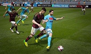 Agilidad y control, nuevo vídeo de FIFA 15