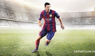 Esta es la portada internacional de FIFA 15