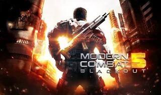 Trailer de lanzamiento de Modern Combat 5