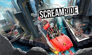 Anunciado Screamride para Xbox One y Xbox 360