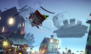 Anunciado Tearaway Unfolded para PS4