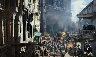 Nuevo gameplay de Assassin's Creed Unity desde la Gamescom