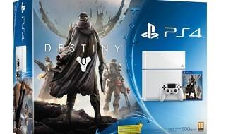 El pack de PS4 + Destiny tendrá un precio de 399,99€ hasta el 16 de septiembre