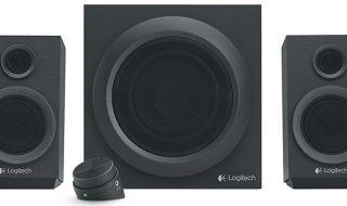 Nuevos Logitech Multimedia Speakers Z333