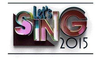 Let's Sing 2015 se lanzará el 31 de octubre