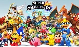 Super Smash Bros. para Wii U adelanta su fecha de salida
