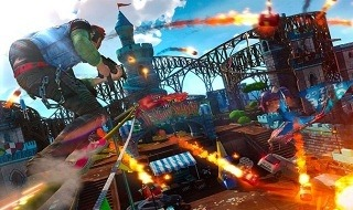 Trailer de lanzamiento de Sunset Overdrive