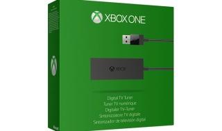 Ya a la venta el sintonizador de TV Digital de Xbox One