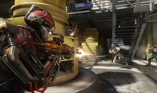 Call of Duty: Advanced Warfare ya está aquí, con su exoesqueleto a la espalda