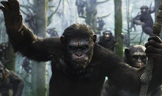 El Amanecer del Planeta de los Simios es la película más descargada de la semana