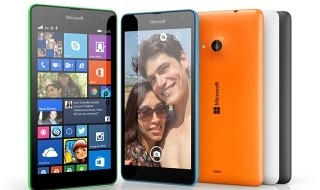 Microsoft presenta el Lumia 535