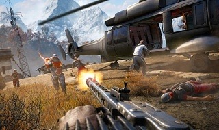 Escape from Durgesh Prison, primer DLC para Far Cry 4