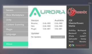 Disponible Aurora 0.4b para Xbox 360