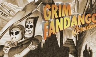 La remasterización de Grim Fandango llegará el 27 de enero