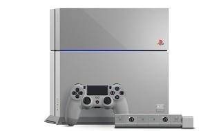 Sony anuncia la PS4 Edición 20 aniversario